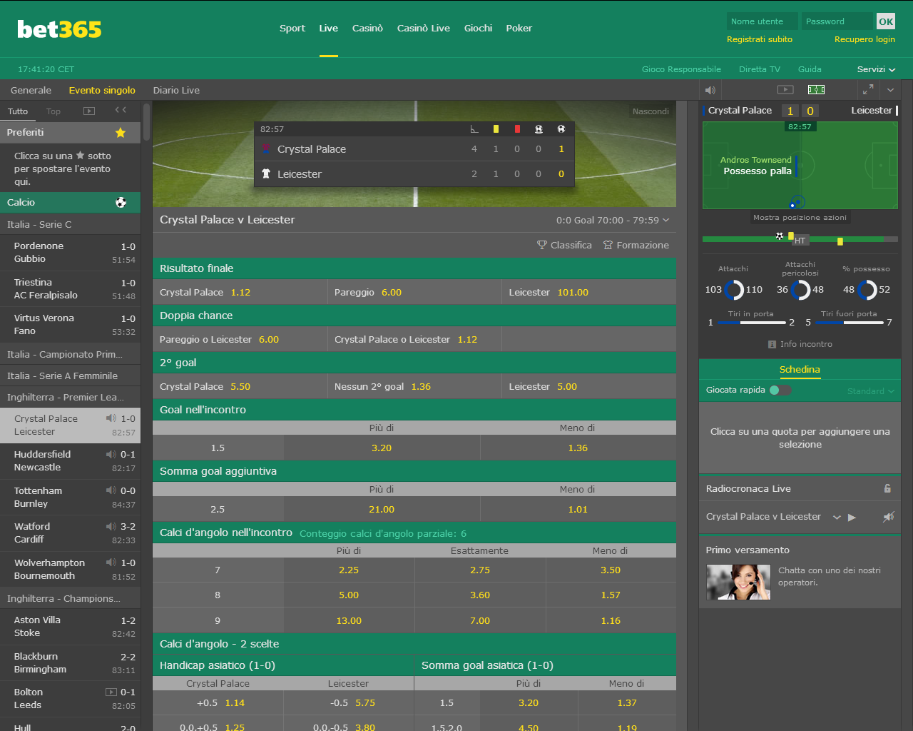 Infobetting bet365 i have lost everything in betting